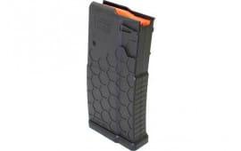 HEX HX1020SR25S1BLK AR10 MAG 10rd Black