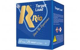 RIO Ammunition TLT2875 12 2.75 1OZ TRGT TRP - 250sh Case