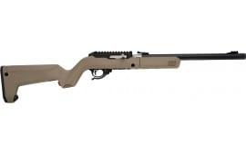 Tactical Solutions Tdmbbbfde Backpacker Rifle Black/FDE
