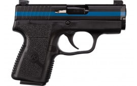 Kahr PM9093TBL PM9 Thin Blue Line 9MM