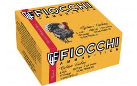 """Fiocchi 123TRK5 Turkey Nickel Plated 12GA 3"""" 1-3/4oz #5 Shot - 10sh Box"""