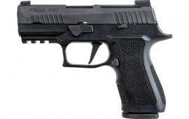 """Sig Sauer 320XC9BXR3 P320 X-Compact 3.6"""" X-Ray Night Sights 15rd Black"""