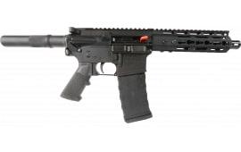 ATI ATIGMS15P7556 Aluminum AR15 Pistol 5.56
