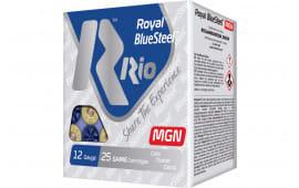 """RIO Ammunition Ammunition Ammunition RBSM364 12 3"""" 11/4OZ STL Mag- 250sh Case"""