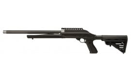 "Magnum Research MLR22TB Magnum Lite Tactical Semi-Auto 22 LR 17"" 10+1 Black"