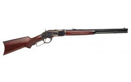 "Taylors and Company 200FPG 1873 Special Sporting Lever 357 Mag 20"" 10+1 Walnut Stock Blued Barrel/Case Hardened Receiver"