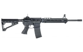 "Savage Arms MSR 15 Patrol Semi-Auto Rifle, 223 Rem, 556 NATO, 16.25"" Barrel Blackhawk Edition"