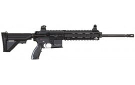 "HK MR556A1 MR556 A1 Semi-Auto 223 Rem/5.56 NATO 16.5"" MB 30+1 Adjustable Black"