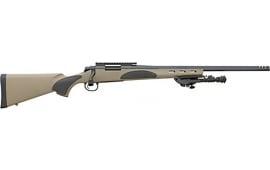 Remington R84377 700 VTR 22 FDE Stock TAC BLT KB Bipod