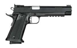 """Rock Island Armory 1911 Pro Ultra Match 10MM Pistol, 6"""" Parkerized - 52000"""