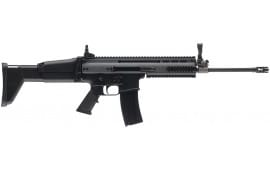 "FN 98621 SCAR 16S Carbine Semi-Auto .223/5.56 NATO 16.25"" 10+1 Adjustable Folding Black"