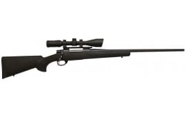 "Howa HGK62107+ Hogue Gameking Scope Package Bolt 243 Winchester 22"" 5+1 Hogue Overmolded Blued"