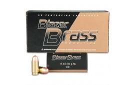 CCI Blazer Brass 45 ACP 230gr FMJ Ammo 5230 - 50rd Box
