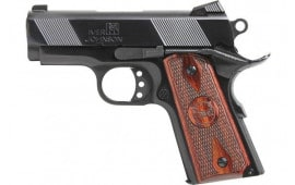 "Iver Johnson Arms Thrasher Polished Johnson 1911 Thrasher 3.12"" FS7rdBlued"
