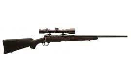 """Savage 19677 11/111 Trophy Hunter XP Bolt 204 Ruger 22"""" 4+1 Black"""