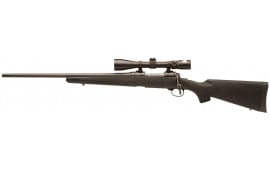 "Savage 19705 111 Trophy Hunter XP Left Hand Bolt 30-06 Sprgfld 22"" 4+1 Synthetic Black Stk"