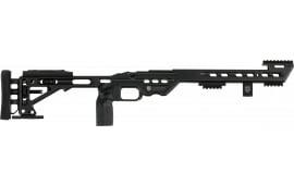 MasterPiece Arms 223BA Bolt Action .223 Remington 24 SS Fluted w/ Brake