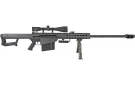 Barrett 18571 82A1 System 50BMG 29IN w/Night Fision SHV 5-20X56