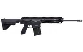 """HK MR762A1 MR762 A1 Semi-Auto 308 Winchester/7.62 NATO 16.5"""" 20+1 Adjustable Black"""