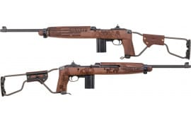 Auto Ordnance M1 Carbine Paratrooper WWII Commemorative Model w/ Folding Stock .30 Carbine 15rd - AOM150C1