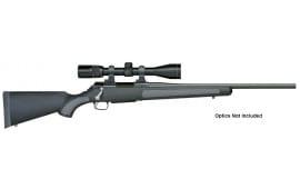 """T/C Arms 10175349 Venture Compact Bolt 22-250 Rem 20"""" 3+1 Synthetic w/Rubber Panels Black"""