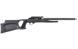 "Magnum Research MLR22AT Magnum Lite Thumbhole Semi-Auto 22 LR 17"" 10+1 Synthetic Black Thumbhole Stock Gray"