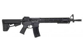 """DPMS 60545 Tac2 Enhanced Tactical Semi-Auto .223/5.56 NATO 16"""" 30+1 Magpul ACS Black"""
