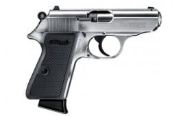 """Walther PPK/S .22 - 22LR Pistol 3.35"""" 10+1 Capacity Model # 5030320 by Walther Arms - New"""
