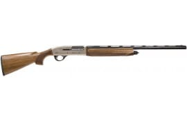 "Breda/Dickinson BRE08 Echo Semi-Auto 12GA 26"" 3"" Walnut Stock Nickel"