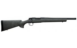 "Remington Firearms 85549 700 SPS Tactical Bolt .223/5.56 NATO 16.5"" TB 4+1 Hogue Overmold Ghillie Green Stock Black Nitride"