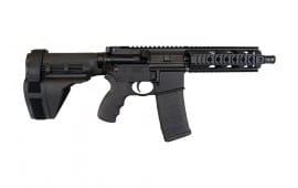 "Radical Firearms 5.56 AR-15 Pistol - 7.5"" Barrel - 7"" Quad Rail and Sig Pistol Brace"