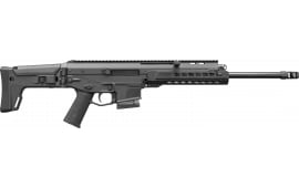 "Bushmaster 91070 ACR Rifle Semi-Auto 18.5"" MB 5+1 7-Position Folding/Collapsible Black Melonite"