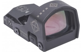 Sightmark SM26043 Mini Shot M-Spec FMS 1x 21x15mm Obj 3 MOA Dot Black Matte CR1632 Lithium