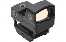 Sightmark SM26017 Core Shot A-Spec FMS 1x 28x18mm Obj 5 MOA Illuminated Red Dot Black
