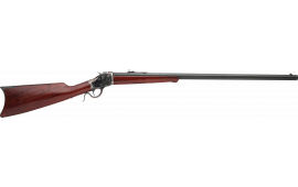 "Taylors and Company 885 1885 High Wall Break Open 30"" 1 Walnut Pistol Grip Stock Case Hardened Receiver/Blued Barrel"