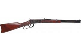 "Taylors and Company 700107 1894 Carbine Break Open 20"" 1 Walnut Stock Case Hardened Receiver/Blued Barrel"
