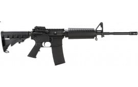 "CMMG 55AE160 M4LE WASP-Treated Barrel SA 223 Rem/5.56 NATO 16"" 30+1 6Pos Stock Black"