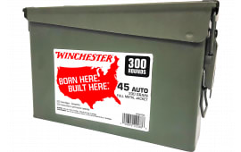 Winchester Ammo WW45C 45 230FMJ CAN (2@300) 600rd - 600rd Case