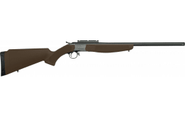 CVA CR5412 Hunter 6.5 Creedmoor Brown Compact Adjustable Stock