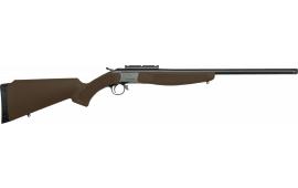 CVA CR5415 Hunter 243 Brown Compact Adjustable Stock