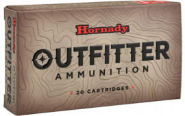Hornady 80611 Outfitter 7MM REM 150 GMX OTF - 20rd Box