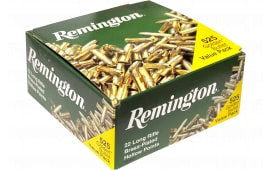 Remington Ammo 1622C 22LR 36 GR Plated Hollow Point - 6300rd Case