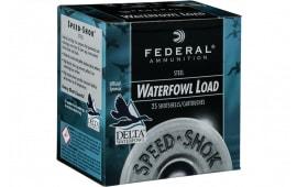 "Federal WF142BB Speed-Shok 12GA 3"" 1-1/4oz BB Shot - 250sh Case"