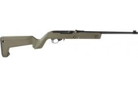 Ruger 31101 10/22TDX22OD MGPLStock OD 4 BX1
