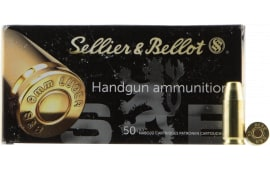 Sellier & Bellot SB9SUBB 9mm 150 FMJ Subsonic - 50rd Box
