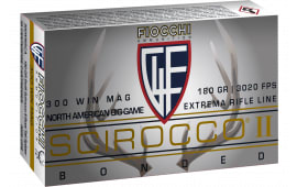 Fiocchi 300WMSCA Extrema 300 Winchester Magnum 180 GR Spitzer - 20rd Box