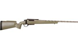 "Seekins Precision 0011710027 Havak Pro Hunter PH1 Semi-Auto 26"" Seekins ProComp CH1 Stock Stainless Steel"