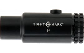 Sightmark SM19063 T-3 Magnifier 3x 23mm Obj Black Matte