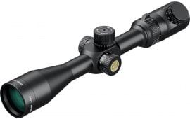 Athlon 215028 Talos BTR 4-14x 44mm Obj 27.2-7.9 ft @ 100 yds FOV 30mm Tube Black Matte Illuminated APLR2 Mil (FFP)