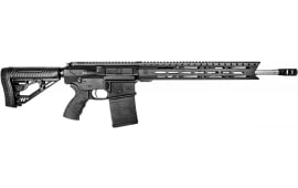 "Diamondback DB10CMLB DB10 Elite M-Lok 15"" Semi-Auto 18"" 20+1 Adaptive Tactical EX Performance Black Hardcoat Anodized/Stainless Steel"